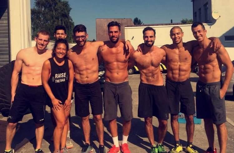 Afvallen door CrossFit