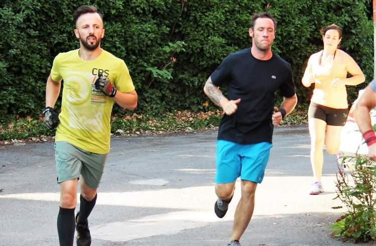 CrossFit endurance trainingen