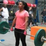 Ambre Mputu Deadlift