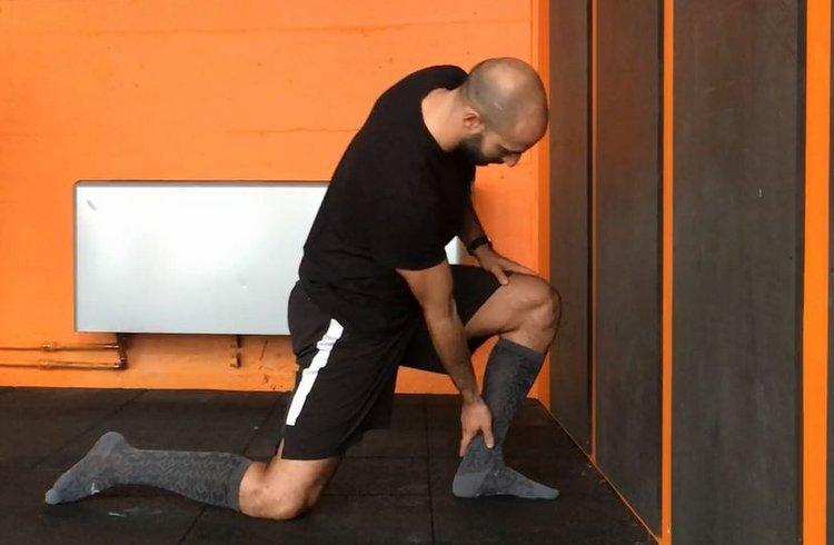 Enkelmobiliteit voor een betere Squat