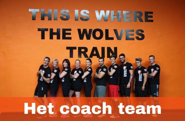 Het CrossFit On The Road coach team