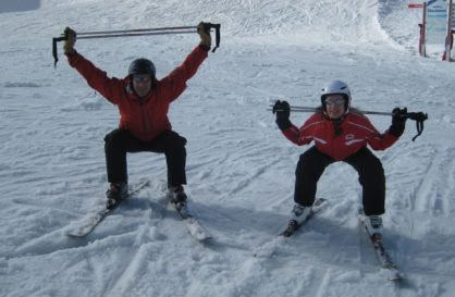 6 exercices de préparation au ski